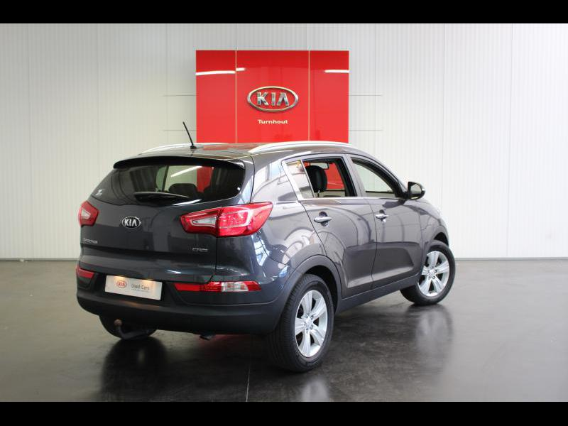 kia sportage itouch 1 7 diesel 6v 1 7 crdi 53159 km. Black Bedroom Furniture Sets. Home Design Ideas