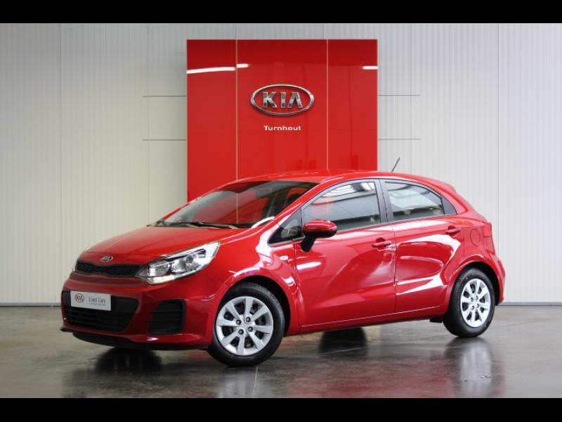 Kia Rio Easy 1 2 Benzine 6138 Km